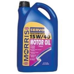 Morris Performance plus 15W/40 Oil - Image