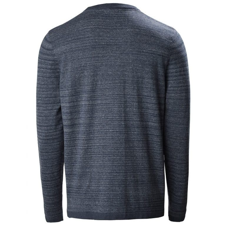 Musto Amalgam Crew Neck Knit - True Navy