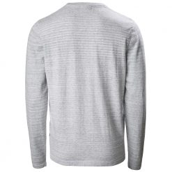 Musto Amalgam Crew Neck Knit - Grey