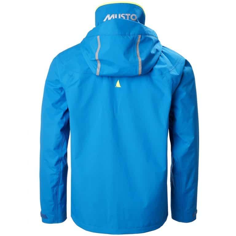 Musto BR1 Inshore Jacket 2019 - Brilliant Blue