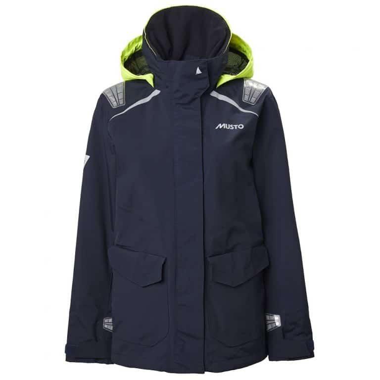 Musto BR1 Inshore Jacket For Women 2021 - True Navy
