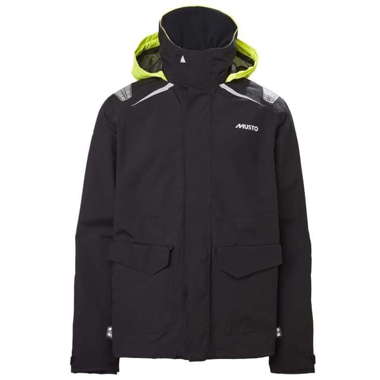 Musto BR1 Inshore Jacket 2021 - Black
