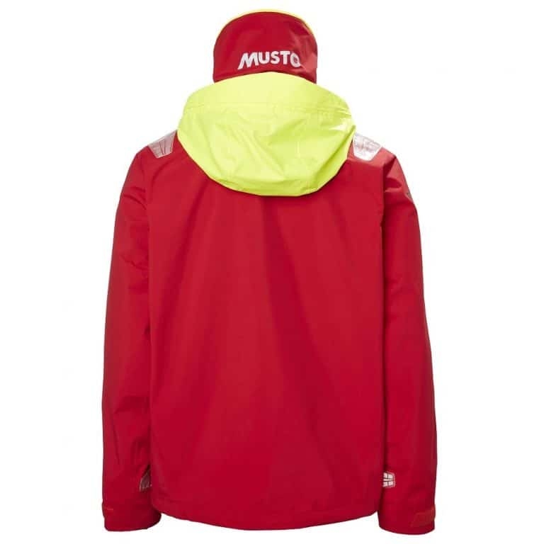 Musto BR1 Inshore Jacket 2021 - True Red