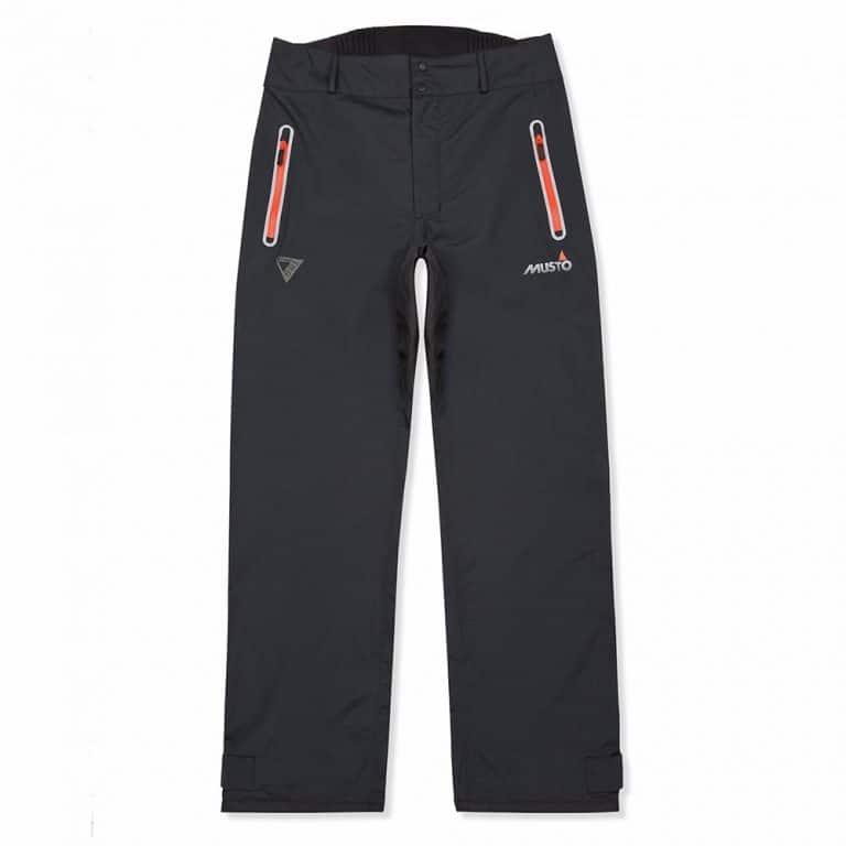Musto BR1 Rib Hi-Back Trousers - Black