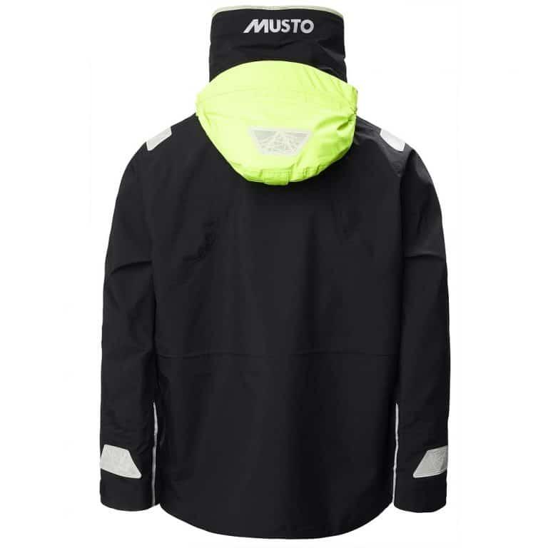 Musto BR2 Offshore Jacket 2021 - Black/Black