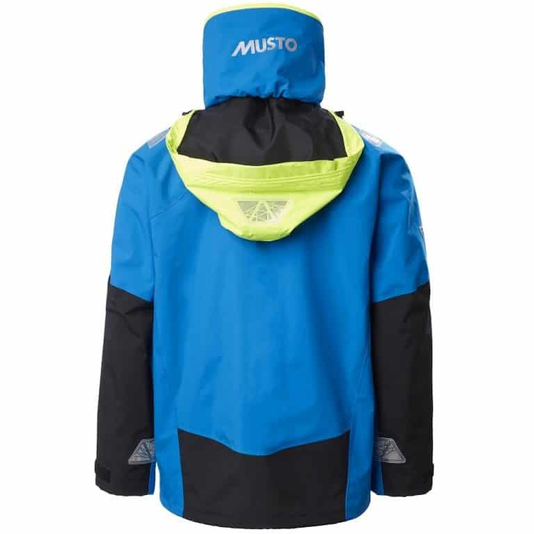 Musto BR2 Offshore Jacket 2021 - Brilliant Blue/Black