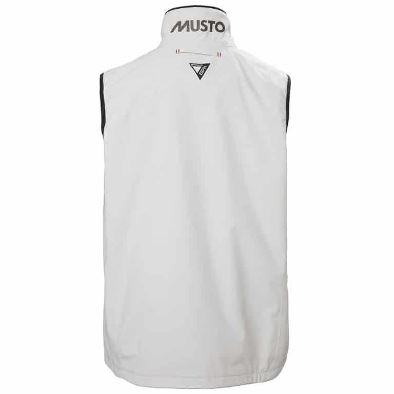 Musto Corsica Gilet 2.0 - Platinum