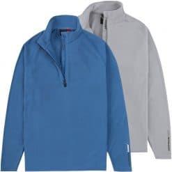 Musto Crew 1/2 Zip Micro Fleece Special Offer - Image