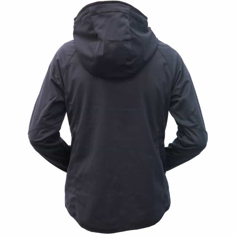 Musto Crew Softshell Hoody Jacket For Women - Black