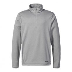 Musto Essential 1/2 Zip Sweater - Grey