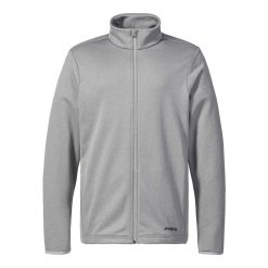 Musto Essential Full Zip Sweater - Grey