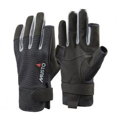 Musto Essential Sailing Glove Long Finger - Black
