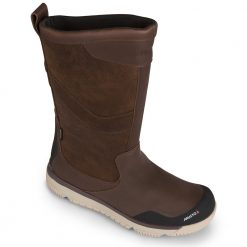 Musto Gore-Tex Leather Sailing Boot - Dark Brown