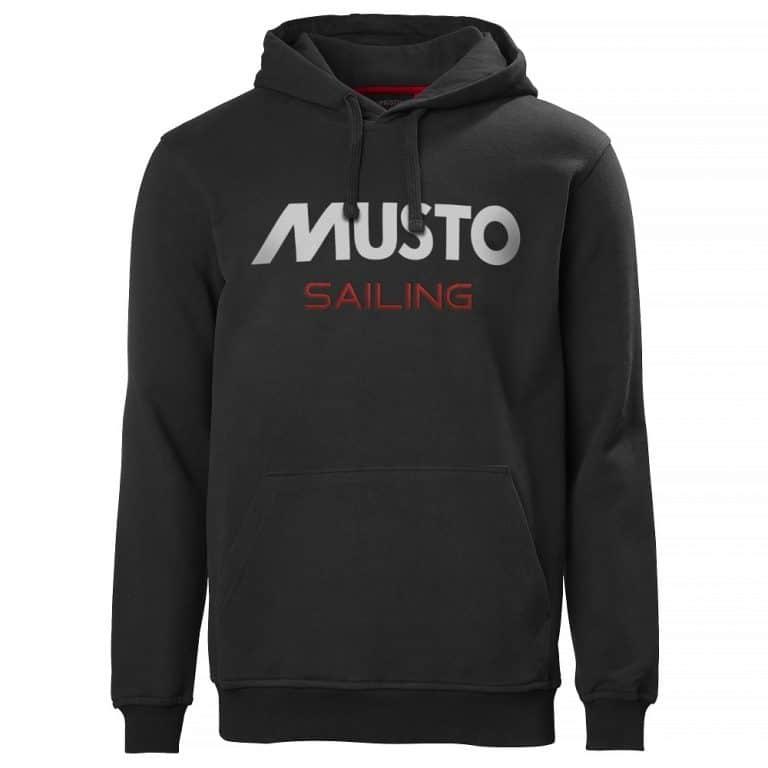 Musto Hoodie - Black