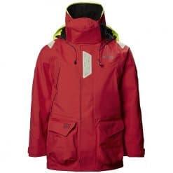 Musto HPX Ocean Jacket - Red/Black