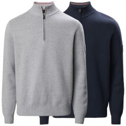 Musto Milano 1/2 Zip Neck Knit - Image