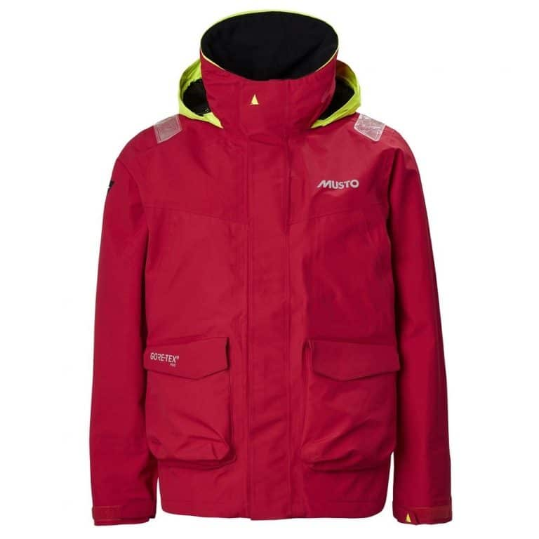 Musto MPX Gore-Tex Pro Coastal Jacket - True Red