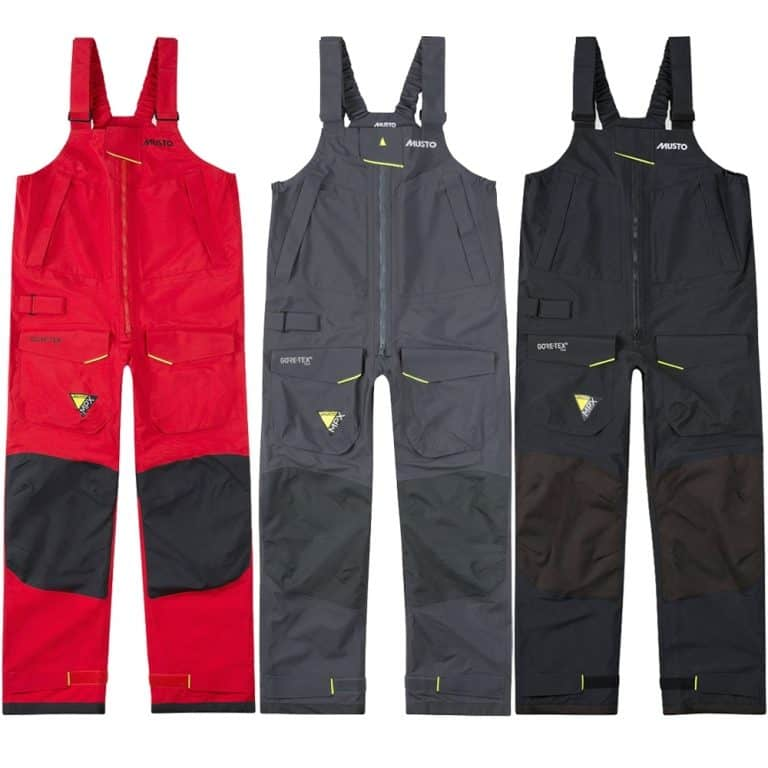 Musto MPX Gore-Tex Pro Offshore Trousers 2021 - Image