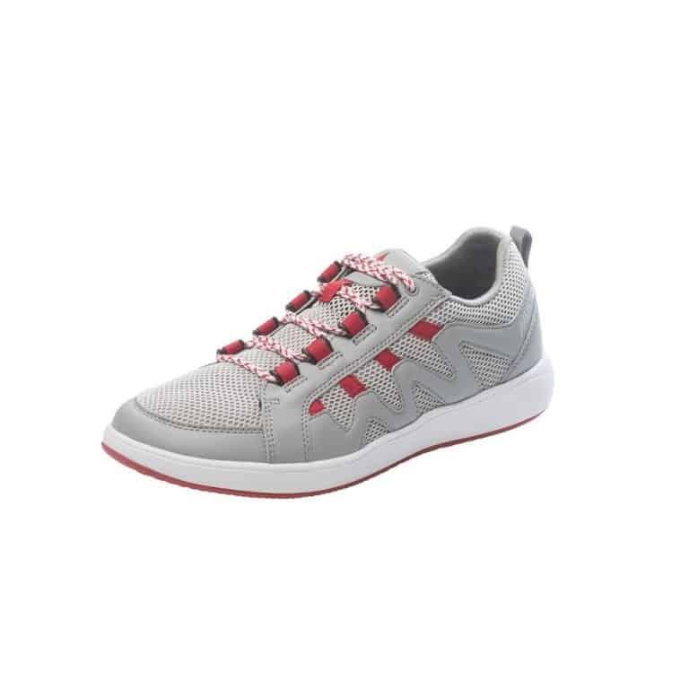 Musto Nautic Speed Shoe - Platinum