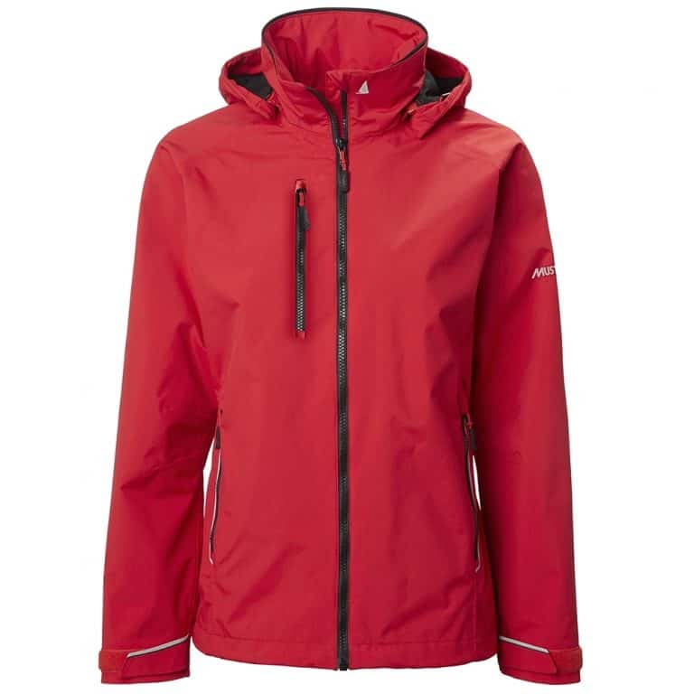 Musto Sardinia Jacket 2.0 for Women - True Red