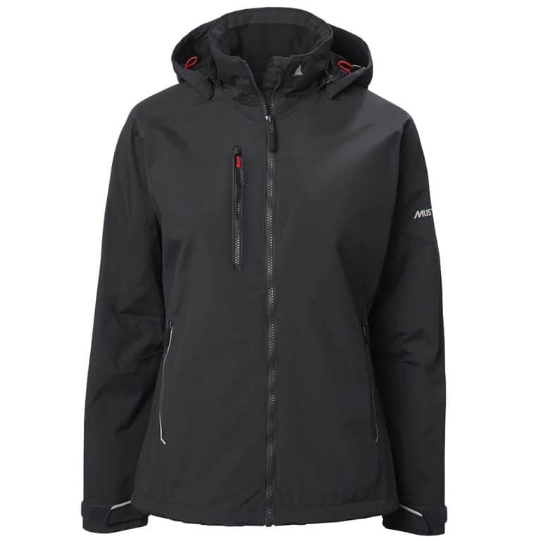 Musto Sardinia Jacket 2.0 for Women - Black