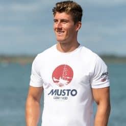 Musto Tokyo T-Shirt - White