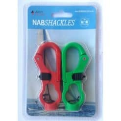 Nabshackles - SMALL NAB SHACKLE (PAIR)