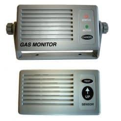 Nasa Gas Monitor - New Image