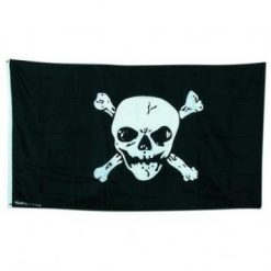 Nauticalia Pirates Flag 18 x 9 - Image
