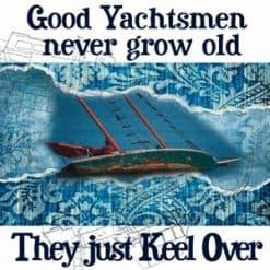 Nauticalia Sailing Cards - Good Yachtsmen