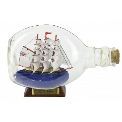 Nauticalia Ship in Bottle - Cutty Sark