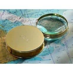 Navigator's Magnifier Brass - Image
