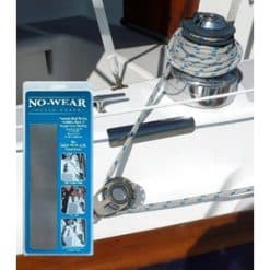 """No Wear Chafe Guard Stainless Steel 2x6"""" - Image"""