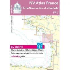 NV Chart FR7 - Image