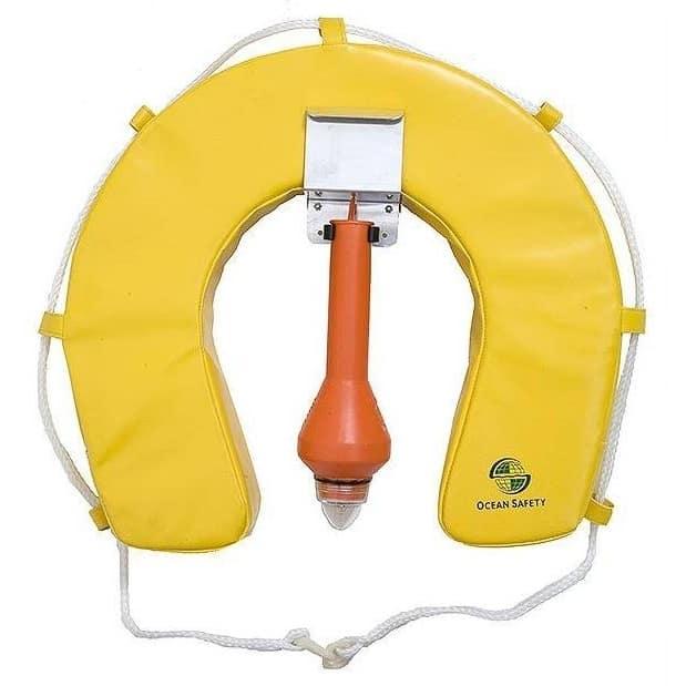 Ocean Safety Horseshoe Set - Yellow