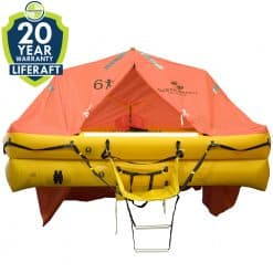 Ocean Safety Ocean ISO Liferafts - Image