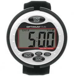 Optimum Time Jumbo Sailing Watch - White