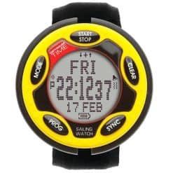 Optimum Time OS Series 14R Sailing Watch - Yellow