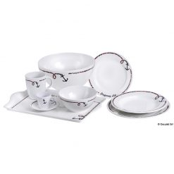 Osculati Ancor Line Tableware - Image