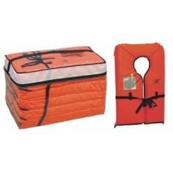 Pack 4 Lifejackets Storm 100N - PACK 4 L/JACKETS STORM 100 N