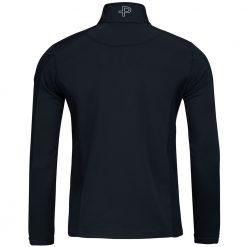 Pelle Plannard Zip Jacket - Dk Navy Blue