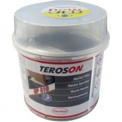 Teroson Plastic Padding Marine Filler Tin White - Image
