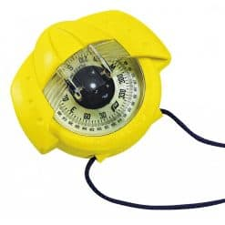 Plastimo Iris 50 Hand bearing Compass New Version - Yellow