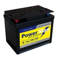 Powermax Leisure Batteries - Image