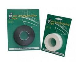PSP Self Amalgamating Tape 25 X 10M Black - PSP SELF AMALG TAPE 25X10M BLA