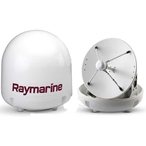 Raymarine 33STV Satellite TV Antenna System - Image