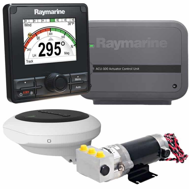 Raymarine Evolution Autopilot EV-100 Hydraulic - Image