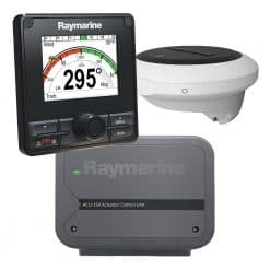 Raymarine Evolution System Pack Autopilot No Drive - EV-150 Power