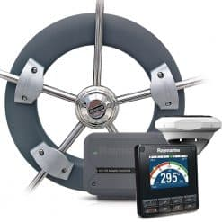 Raymarine Evolution Wheel Pilot including P70s - Image