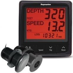Raymarine i50 Tridata Pack Through Hull Transducer - Image